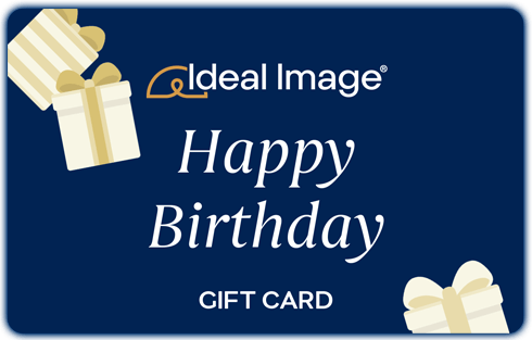 Ideal Image Happy Birthday Gift Card